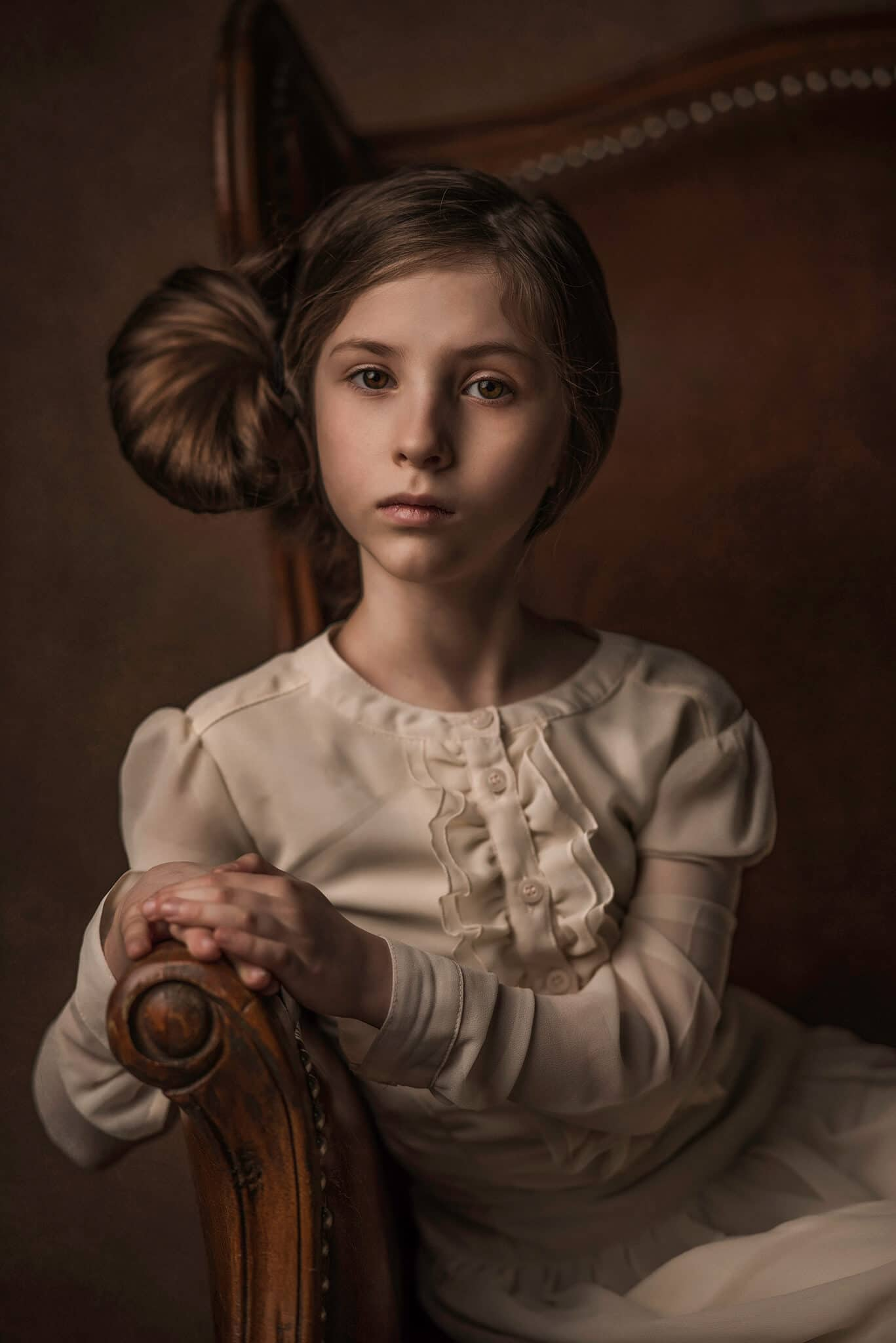 Children photography - fine art
