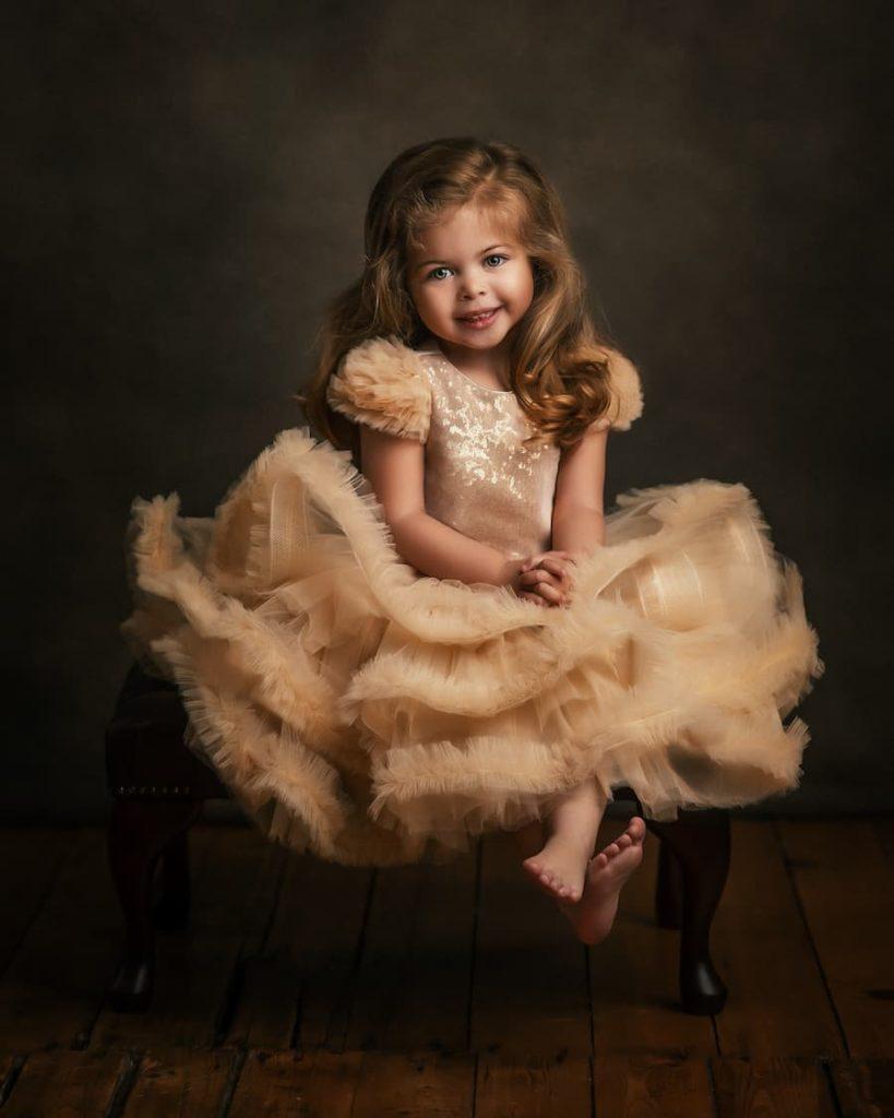 Children Photography - Portrait Photography - Paulina Duczman