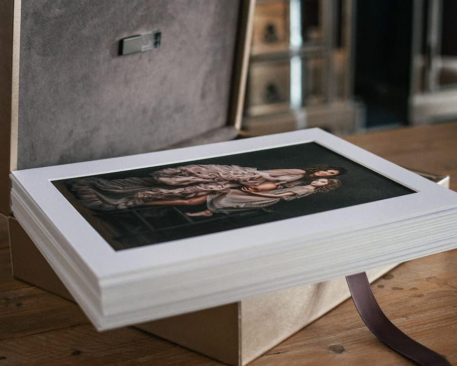 Family Photoshoot Portrait Book - Portrait Photography - Paulina Duczman