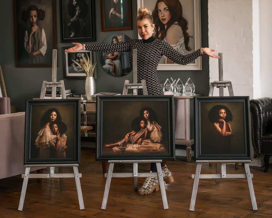 Paulina Duczman Portrait Photography in Kettering, Northamptonshire