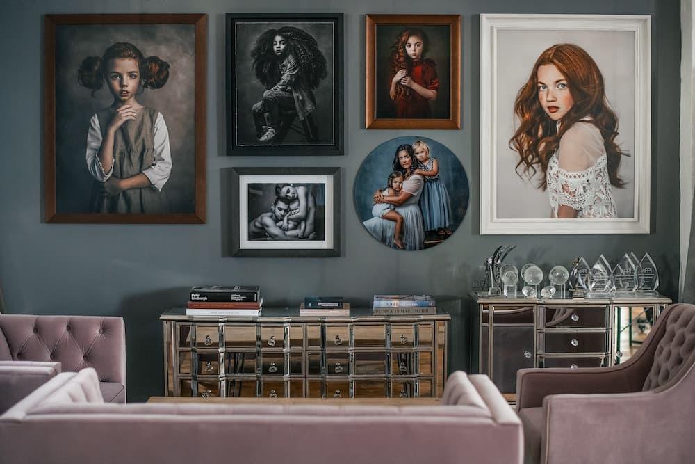 Photography Studio 1 Experience Kettering, Northamptonshire - Paulina Duczman Photography