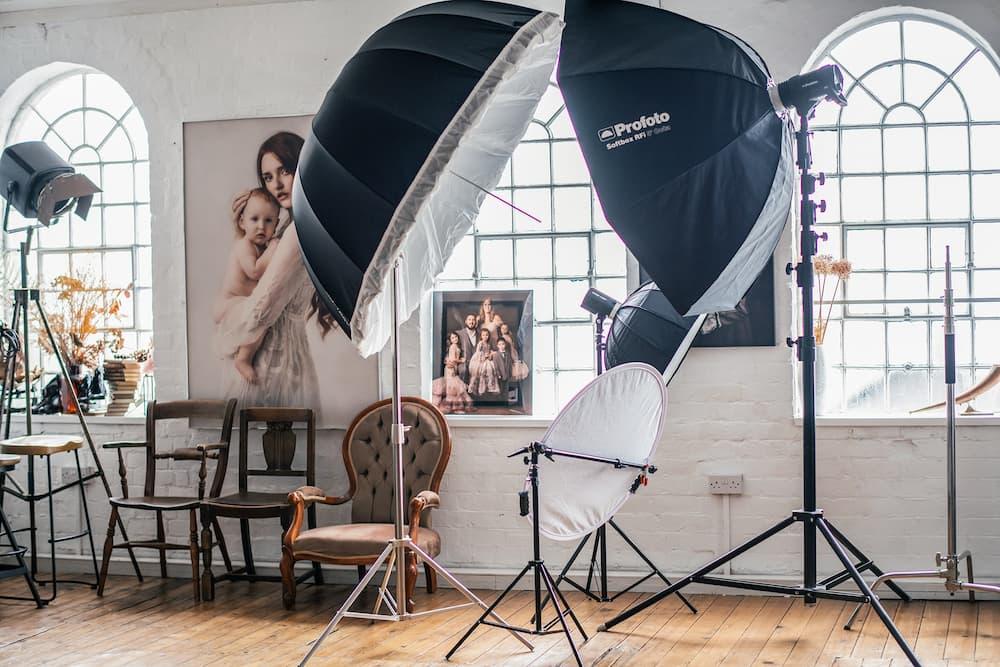 Photography Studio Lighting - Kettering, Northamptonshire - Paulina Duczman Photography