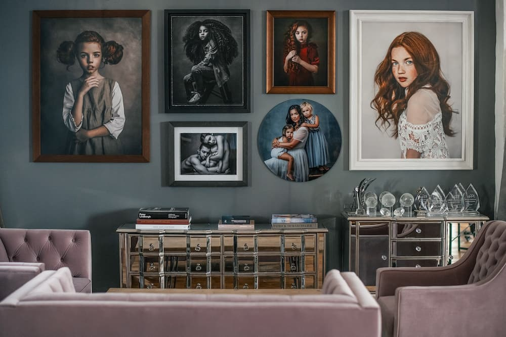 photography-studio-near-Corby-offering-best-wall-art-sellection-after-your-photoshoot